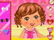 Juego Dora Hair Salon Games