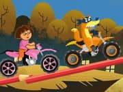 Juego Dora The Explorer Racing