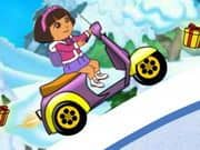 Juego Dora Winter Ride