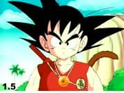 Juego Dragon Ball Fierce Fighting 1.5