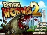 Juego Effing Worms 2