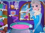 Juego Elsa Frozen Magic