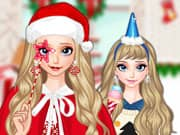 Juego Elsa Frozen New Year Costumes