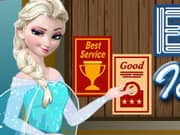Juego Elsa Ice Cream Shop