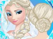Juego Elsa Wedding Braids