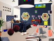 Juego Escape Modern Family Room