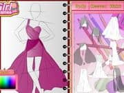Juego Fashion Studio Prom Dress Design