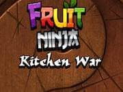 Juego Fruit Ninja kitchen War