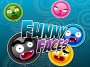 Juego Funny Faces Match 3