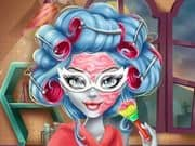 Juego Ghoulia Real Makeover