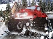 Juego Heavy Wheels On Snow