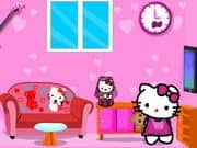 Juego de Hello Kitty Doll House