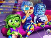 Juego Inside Out Memory Party