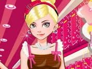 Juego It Girl dress Up Like Barbie