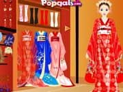 Juego de Japanese Girl Dress Up