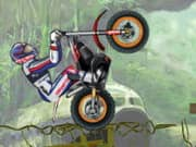 Juego Jungle Moto Trial