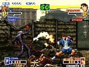 Juego King of Fighters 2000