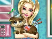 Juego Kitty Rescue Vet