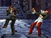 Juego Kof Fighting