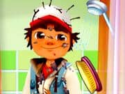 Juego Lavar a Subway Surfers