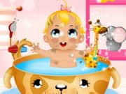 Juego Little Baby Bath Time
