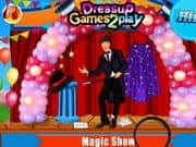 Juego Magic Show Cleaning