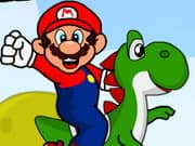 Juego Mario And Yoshi Adventure