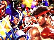 Juego Marvel Vs Capcom: Choque de Super Heroes