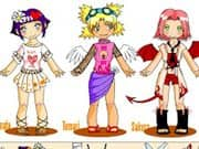 Juego Mini Naruto Dress Up