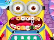 Juego Minion At The Dentist