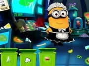 Juego Minion Laboratory Cleaning