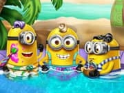 Juego Minions Pool Party