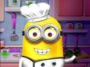 Juego Minions Real Cooking