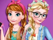 Juego Modern Frozen Sisters