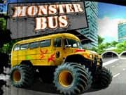 Juego Monster Bus