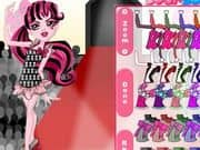 Juego Monster High Fashionista Draculaura