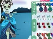 Juego Monster High Frankie Threadarella