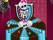 Juego Monster High Special Cake