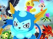 Juego Monster Saga Pokemon