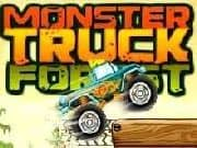 Juego Monster Truck vs Forest