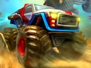 Juego Monster Wheels 2