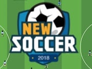 Juego New Soccer 2018