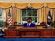 Animacion Obama Cartoon