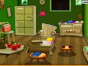 Juego Old Green Room Escape