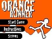 Juego Orange Runner