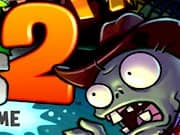 Juego Plants vs Zombies 2