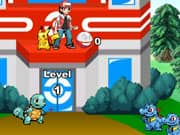 Juego Pokemon Attack Defense