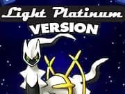 Juego Pokemon Light Platinum