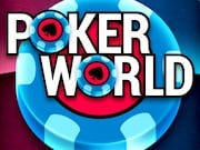 Juego Poker World Multijugador
