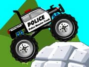 Juego Police Monster Truck